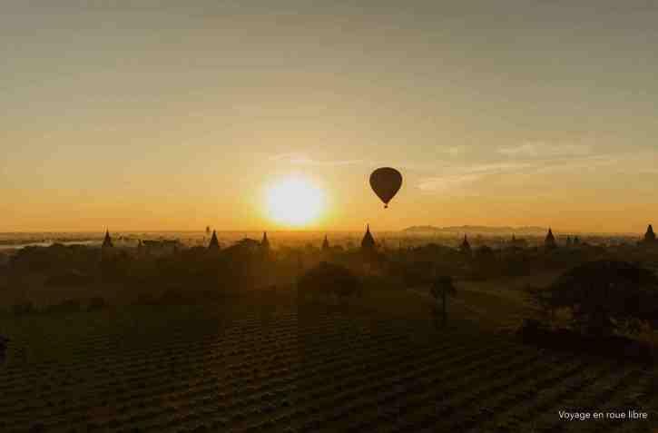 Digital Nomad Freelance - Voyage En Roue Libre - Bagan