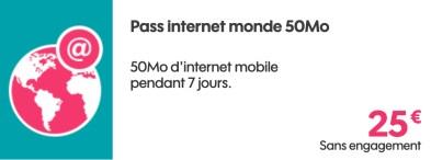 Sosh Pass Monde