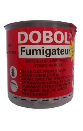 fumigateur dobol pour punaises de lit