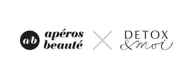 Soirées Apéros Beauté Détox et moi Logo