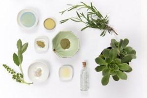 Masque visage bio hydratant et naturel