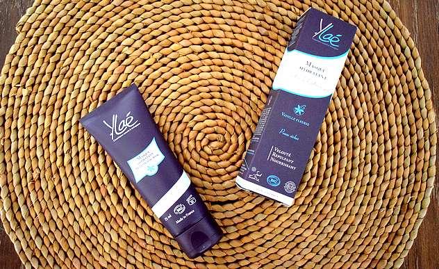 box beaute belle au naturel masque hydratant ylae - Box beauté bio Belle au Naturel Mars 2018