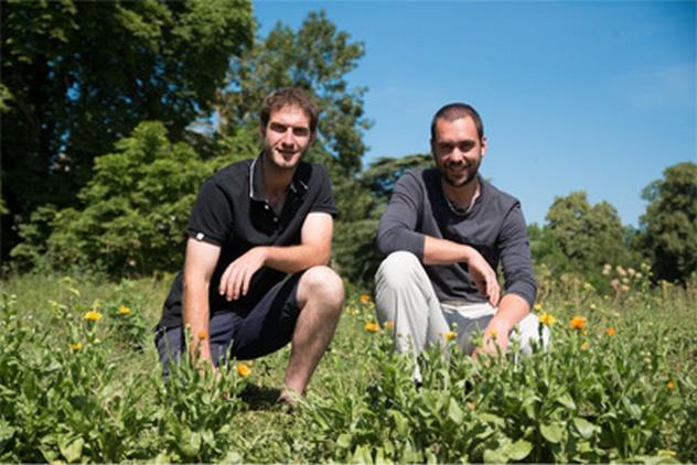 Autour des Plantes : les créateurs dans leur jardin