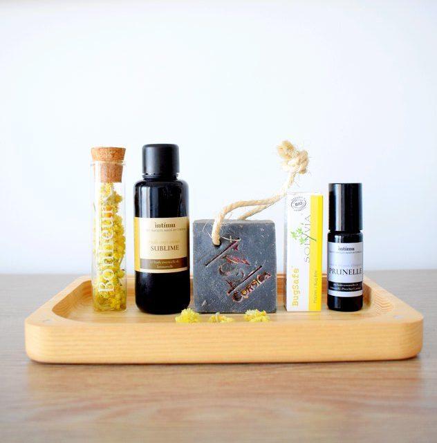 Aziza Beauty Box : box beauté bio et vegan