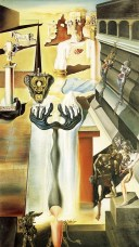 Salvador Dali, L'homme invisible, 1929, huile sur toile, 140 x 81 cm, Madrid, Musée Reina, http://public.fotki.com/Vakin/aa7ae/be413/1-/1930-dali-lhomme.html?cmd=links_to_photo&pid=sfqggkkkfqtkrsf, © 1998-2014 FOTKI INC