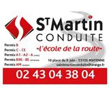 St Martin de conduite