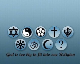 omnism all religions are the same   if you are wondering which religion is right