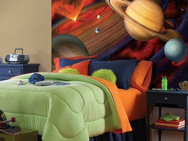 Обои для комнаты мальчика: сюжет и стиль (42 фото) - Топ ...