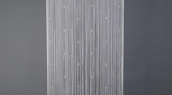 Шторы из ниток своими руками (39 фото) - Топ Интерьер