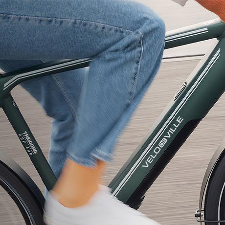 vélo de ville opti