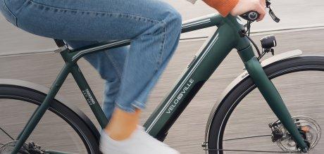 vélo de ville e-bike urbain vélo pour ville vélo électrique