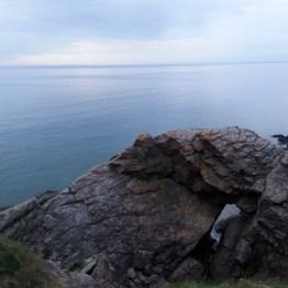 La côte entre Quimiac et Piriac-sur-Mer (44)