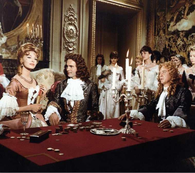 Angélique et le roy 10 films qui m'ont marquée Lynda Guillemaud romancière
