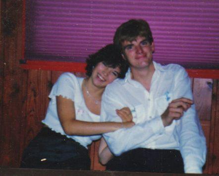 Lynda et seb, 1994