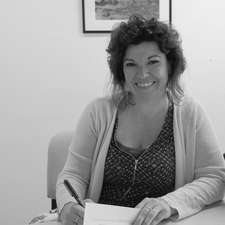Lynda Guillemaud rédactrice web romancière
