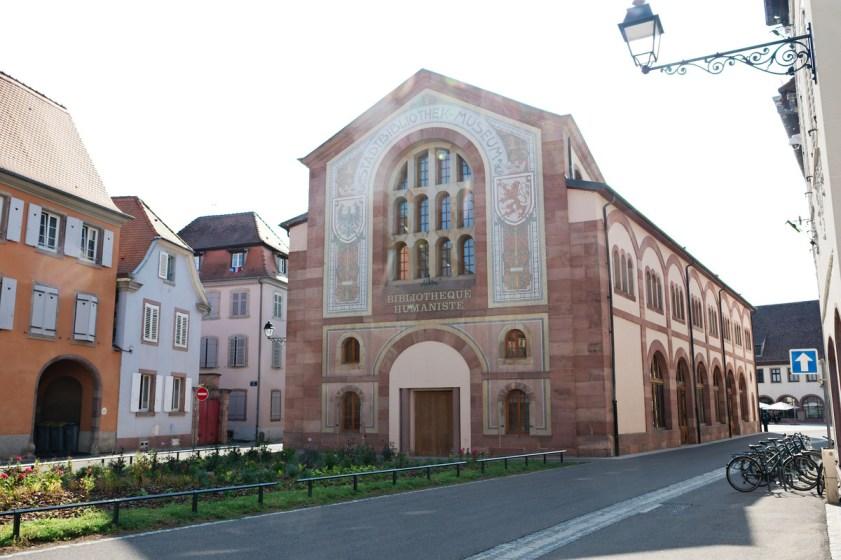 La bibliothèque humaniste de Sélestat