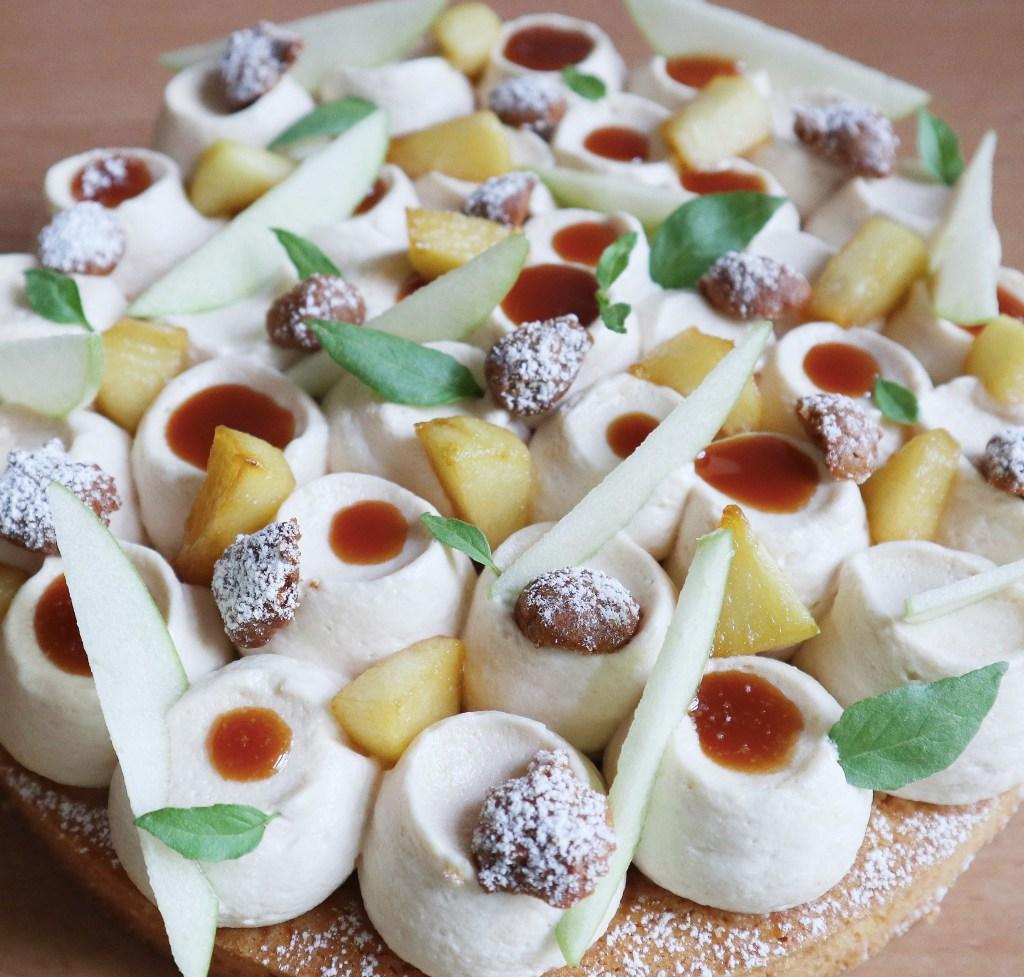 PDT-Tarte bretonne2-Caramel beurre salé-Les Papotis de Thalie