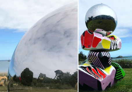 PDT-2018-Thoma Ryse-Sculpture-Aplomb-Les Papotis de Thalie