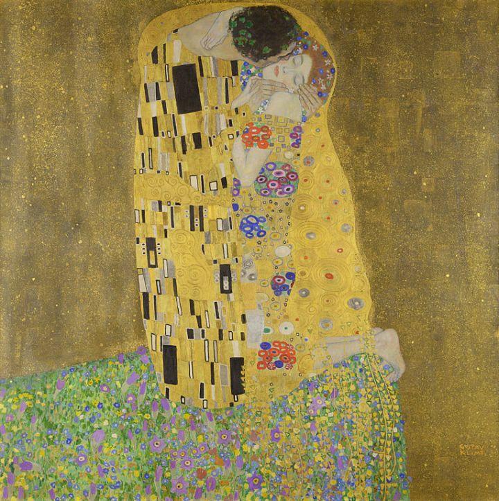 PDT-2018-Gustav Klimt-Atelier des Lumières-Le Baiser-Les Papotis de Thalie