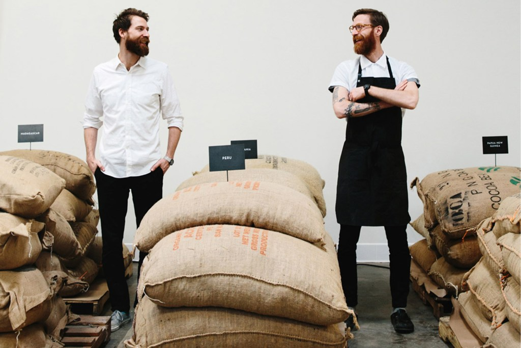 Mast Brothers Rick et Michael