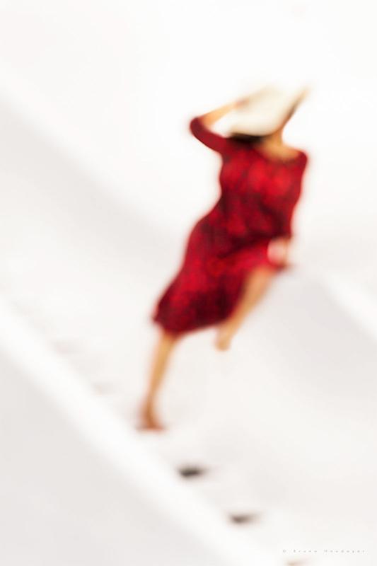 Bruno Houdayer Red Souvenir 2