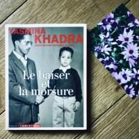 Le baiser et La morsure de Yasmina Khadra et Catherine Lalanne