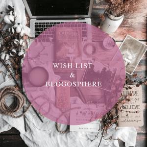 Wish list & blogosphère