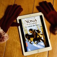 Yona, fille de la préhistoire T4 Le retour de Yona de FLORENCE REYNAUD
