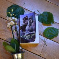 Cavalier vert T6 La flamme et la glace de KRISTEN BRITAIN
