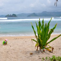Bali et Lombok avec une enfant de moins de 2 ans