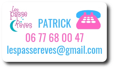 passe reves contact vacances