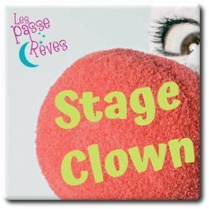 Stage de clown atelier d'improvisation théâtrale passe rêves