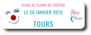 Stage de clown Tours 260119