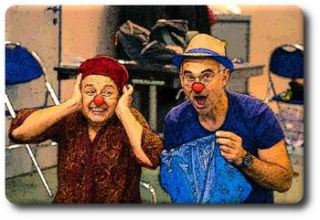 stage clown la verriere