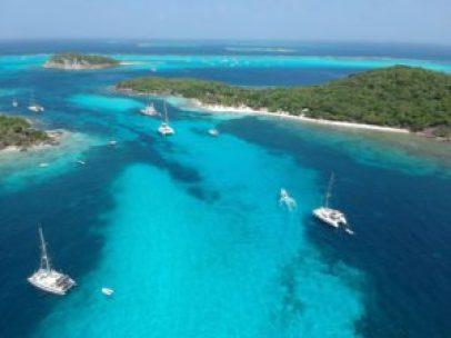 obago Cays et Horseshoe Reef