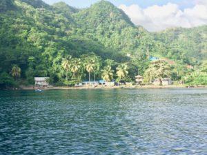 Wallilabou Bay