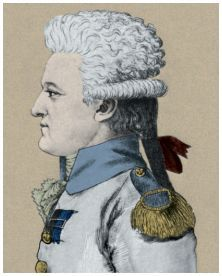 Amiral Pierre-Charles  de Villeneuve