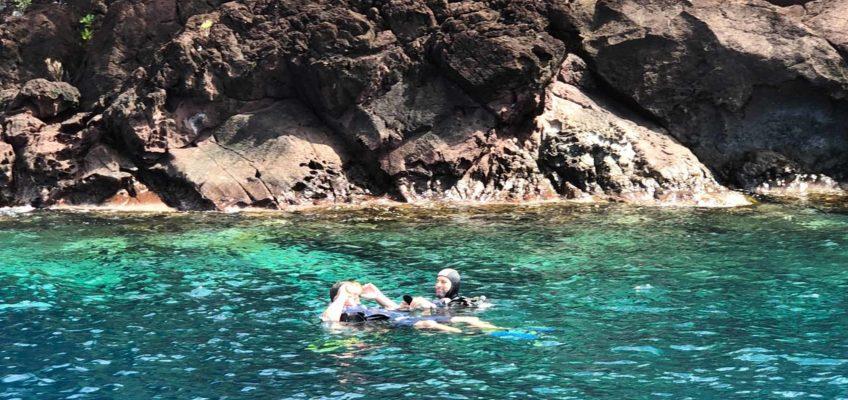 Baptême de plongée par Atao Plongée