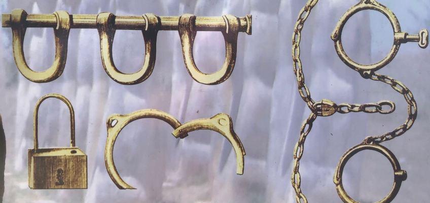 Chaines d'esclave