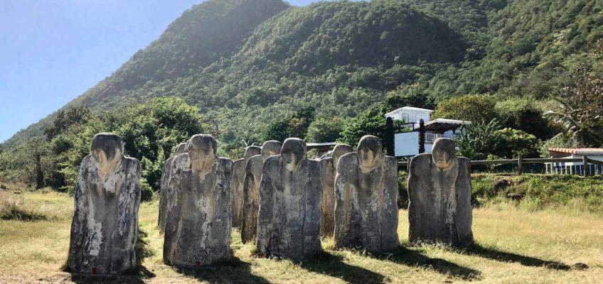 15 Statues du Mémorial Cap 110