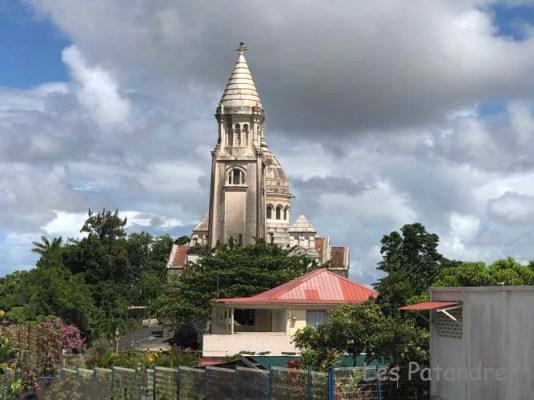 Eglise du Sacré-Coeur de Balata