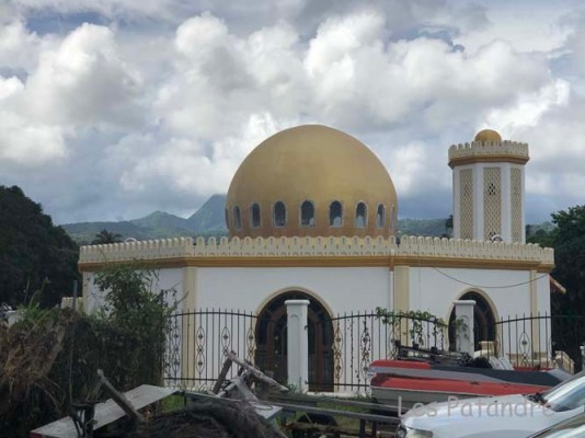 Mosquee de Balata Martinique