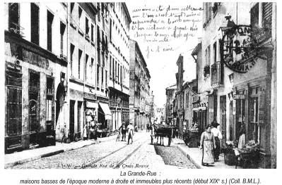 Grande rue de la croix rousse