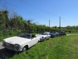 204 Cabriolet, Alfa Spsder ...
