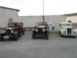 Citroën C4, Unic, et Salmson