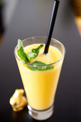 smoothie mangue