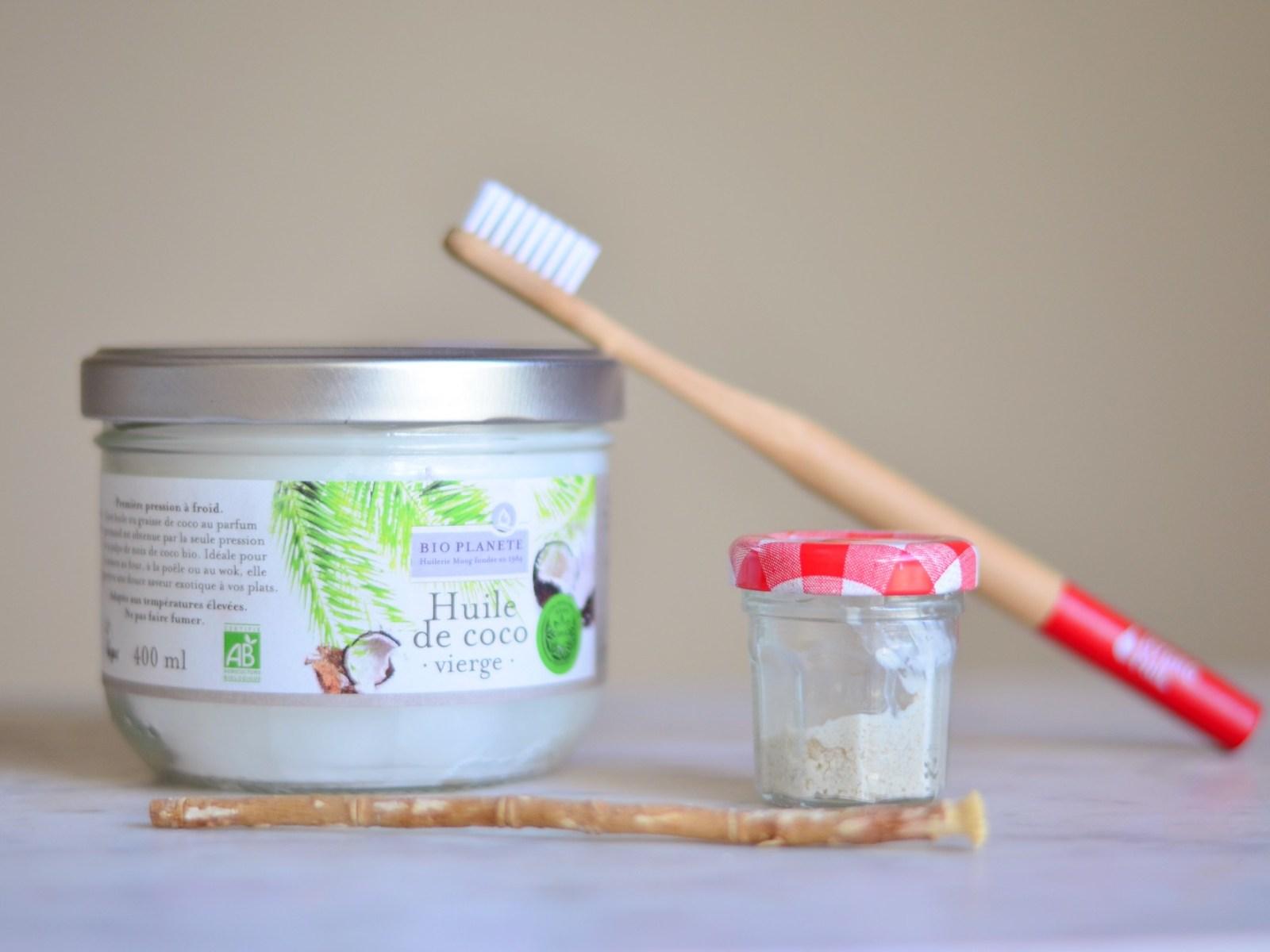 Mes alternatives naturelles pour se laver les dents