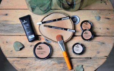 Maquillage bio : mes nouveautés Avril