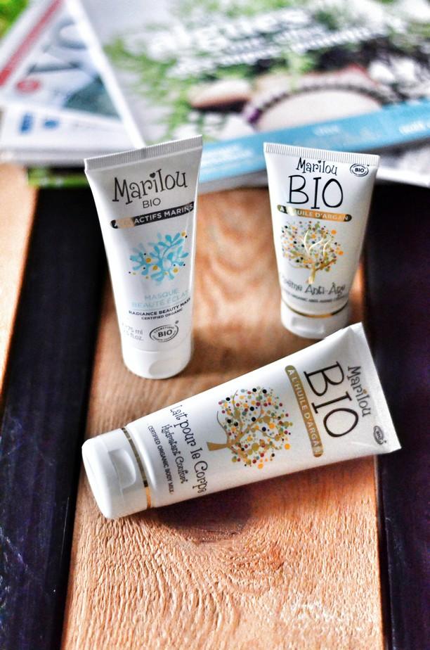 Marilou Bio - Une belle découverte cosmétique