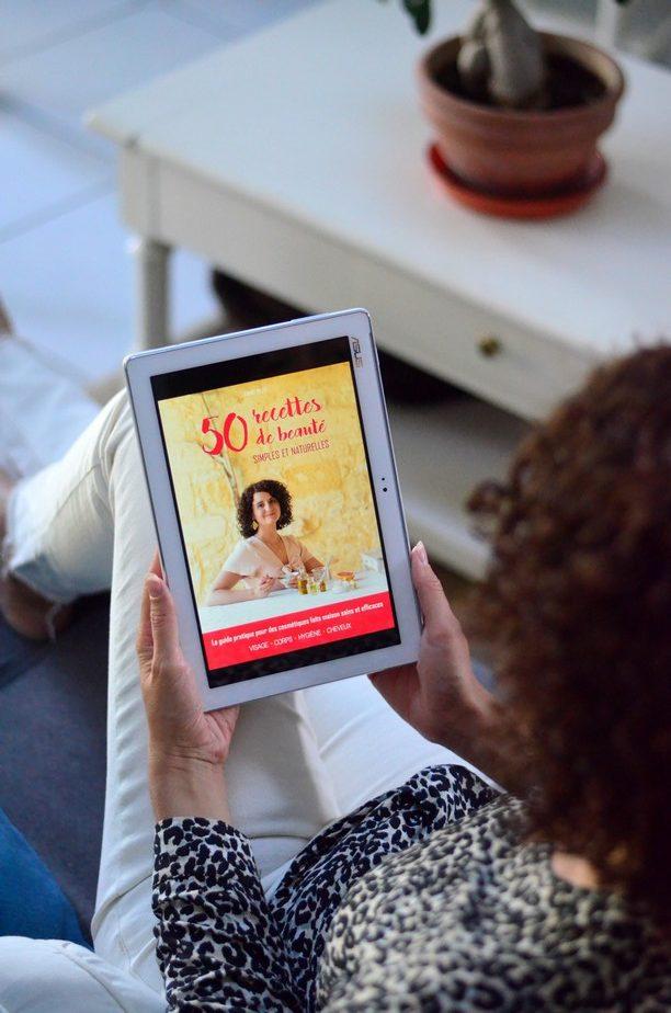 📗🌿 Mon nouveau livre - 50 Recettes de Beauté simples et naturelles